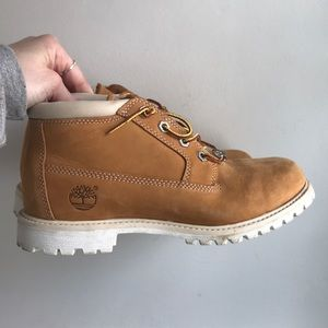 Low timberland boots